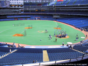 Aug 8th bluejays Vs. Red Sox 2 tickets