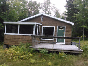 camp and 5 acres of mature wood lot for sale in Upper Goshen