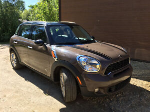 2012 MINI Cooper S Countryman SUV, Crossover