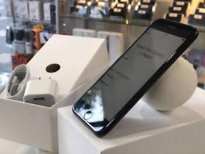 On Sale!! iphone 7 128gb Jet Black unlocked warranty tax invoice