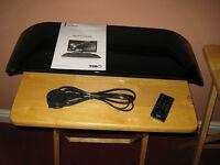 TIBO PP-100 2.1 Channel Soundbar Home Cinema Sound System Superb With Remote - Bargain