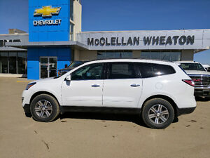 *** 2017 Chevrolet Traverse -- Summit White ***