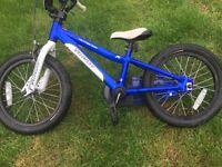 Specialised Hotrock 16 inch wheels child's bike