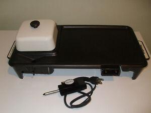 Plaque électrique antiadhésif  450-994-2242