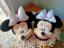 As New Minnie Mouse 🐀 Slippers