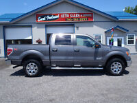 2011 Ford F-150 XTR Turbo 4x4