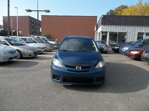 2006 Mazda5, 6 seats safety and E test