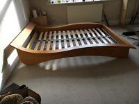 Jaybe King Size Ski bed