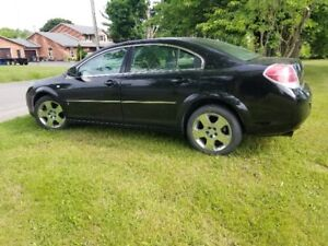 Saturn Aura With Very Low KMS