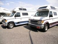 Coachmen van camper class B Ford 5.4L Very nice and clean Moncton New Brunswick Preview