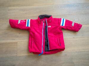 Helly Hansen toddler jacket