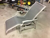 Nice Metal Outdoor Reclining Chair Peterborough Peterborough Area Preview