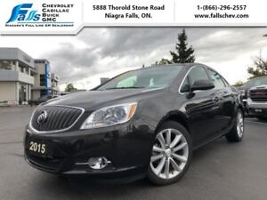 2015 Buick Verano Convenience  NAV,REARCAM,REMOTE START,ALL SAFE