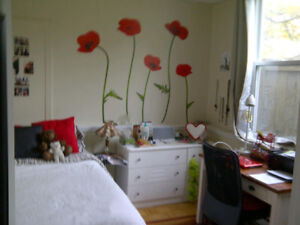 1 bedroom Queen's apt - inclusive, very close to Stauffer-May1