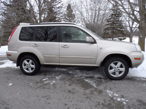 2005 Nissan X-trail LE SUV,4X4, Fully Loaded,Clean & CERTIFIED