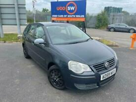 image for 2009 Volkswagen Polo 1.2 E 5d 59 BHP Hatchback Petrol Manual