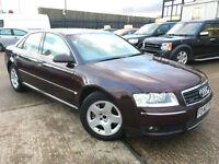 Audi A8 3.7 auto 2004MY quattro
