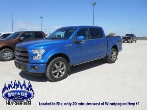2015 Ford F-150 Lariat Sport Package  - Low Mileage
