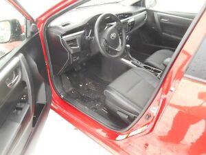 2014 Toyota Corolla S Premium CVT Peterborough Peterborough Area image 10