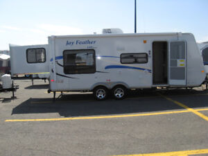 Jayco Travel travel Jay Feather EXP 213