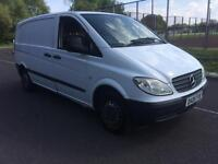 2005 Mercedes-Benz Vito 2.1TD COMPLETE WITH M.O.T AND WARRANTY