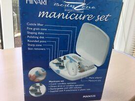NEW Hinari manicure set