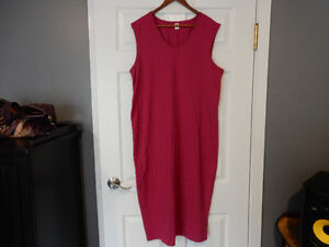 """Old Navy""  Long Pink Dress"