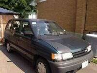 **ESTATE SALE**1992 Mazda MPV Minivan 1 Owner 7 Passenger