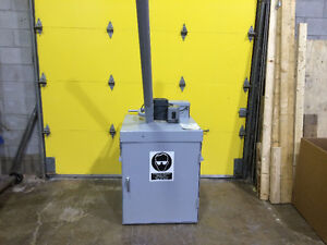 Machine pour recycler les neons - Neon recycling machine