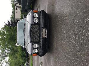 1998 Bentley Brooklands TURBO R Berline