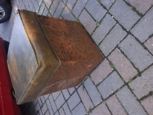 Coffee shop stools, 14x14x18