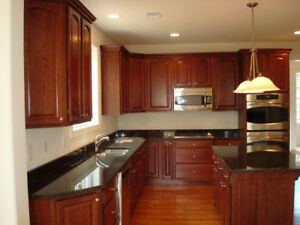 'SPECIAL DESIGNED (BATH & KITCHEN) CABINETRY'