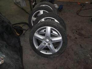 255/45/17 tires and rims