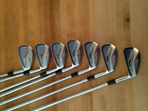 Golf Clubs. Mizuno MP-25 irons 4-PW
