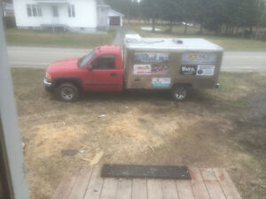 Cantine mobile 2005 GMC Sierra 1500 Camionnette
