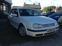 2000 (W) Volkswagen Golf 1.6 S *Part-exchange to clear, very clean and tidy*