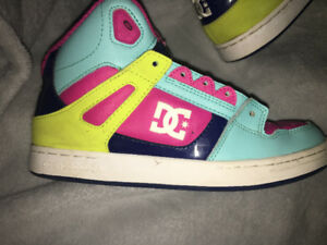 DC SHOES GREAT CONDITION