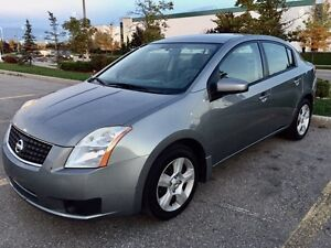 2007 Nissan Sentra - Carproof Clean - Certified & Etested