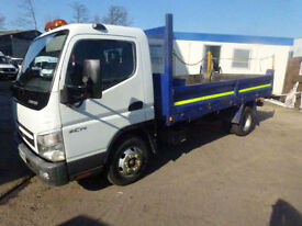 Mitsubishi Canter tipper 6.5 ton clean and tidy no vat
