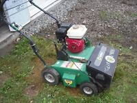 FOR RENT; Billy goat lawn seed overseeder