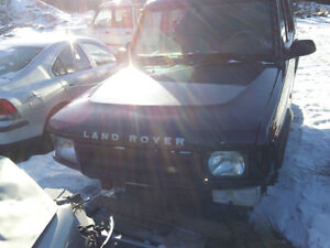 2002 ,2001 LAND ROVER DISCOVERY ,PARTING OUT