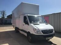 MERCEDES SPRINTER 511CDI, LUTON,CREWCAB,SLEEPERCAB, 3500KG,FOR SALE