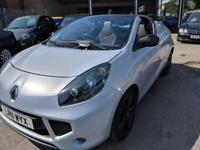 Renault Wind Roadster 1.2TCe 100 Dynamique CONVERTIBLE - 2011 11-REG - FULL MOT