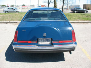 1987 Lincoln Mark Series Coupe (2 door)
