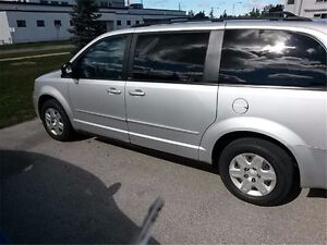 DODGE GRAND CARAVAN, SAFTIED. STOW AND GO