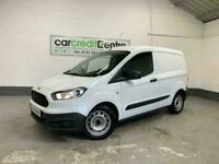 *BUY FROM £28 PER WEEK* WHITE FORD TRANSIT COURIER VAN 1.5 BASE TDCI 1D DIESEL