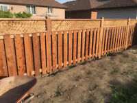 Installation and removal of fencing
