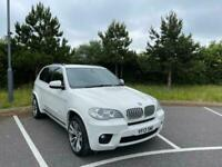 BMW X5 3.0 40D M SPORT AUTOMATIC SERVICE HISTORY NEW MOT