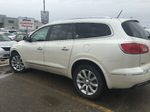 2013 Buick Enclave Premium SUV with EXTRAS
