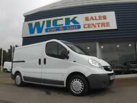 2011 Vauxhall VIVARO 2900 CDTI SWB VAN *LOW MILES* Manual Medium Van